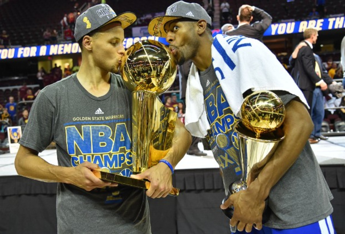 The Warriors won their first championship under Steve Kerr during the 2014-15 season.