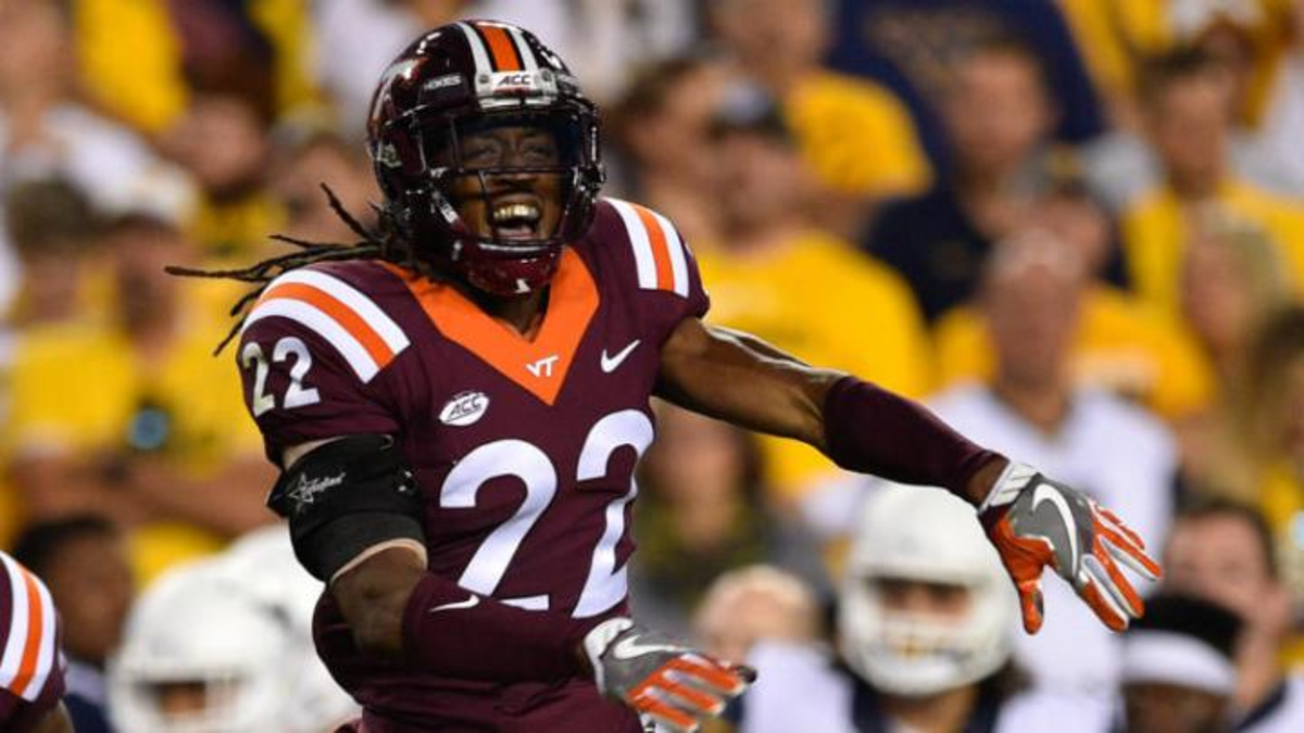 Terrell Edmunds, S, Virginia Tech