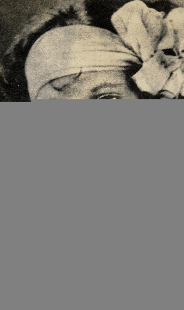"Maria Elena ""Helen"" Milagro de Hoyos (1909-1931)"