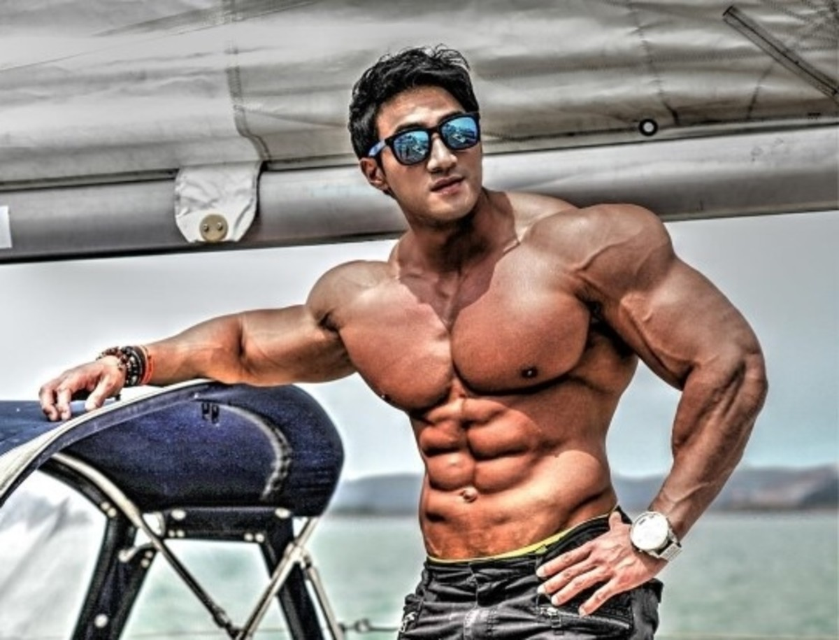 Hwang Chul Soon: Korean Bodybuilder and Fitness Model | HubPages
