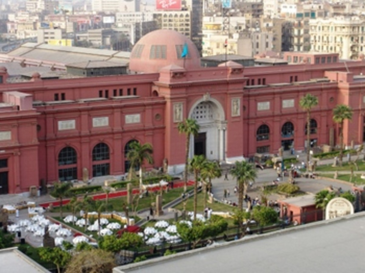 Egyptian Museum - Cairo