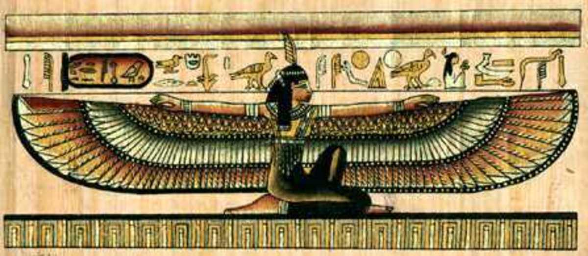 Isis - Goddess of kingship