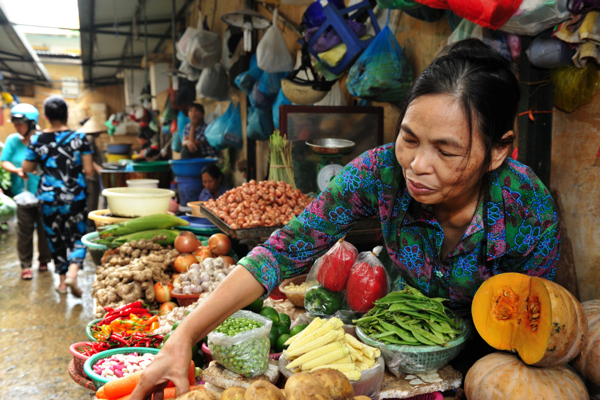 A vegetarian lifestyle is adopted by many cultures around the world, for many reasons.