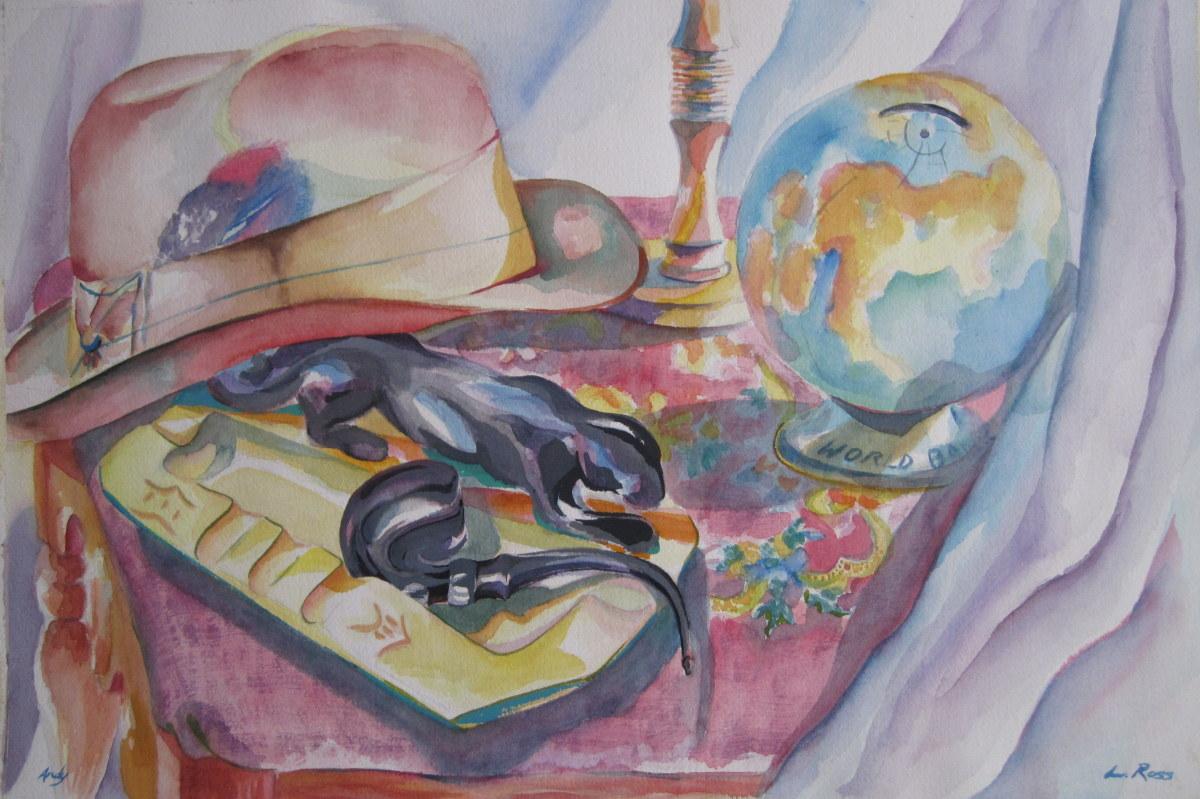 Memories Captured in Watercolor