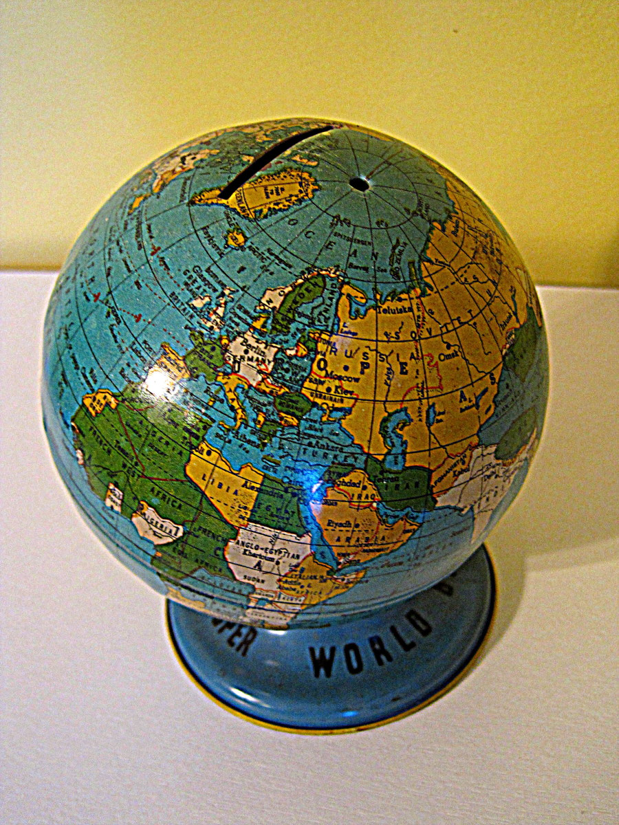 Globe World Bank