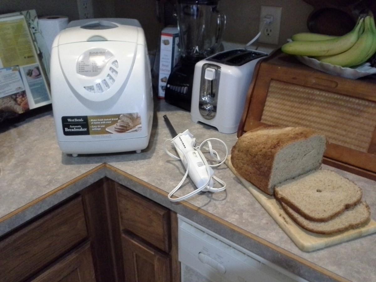 Delicious Gluten-Free Almond Sandwich Bread