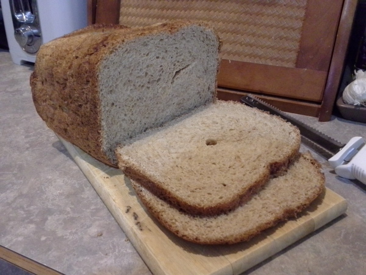Delicious Gluten-Free Almond Sandwich Bread