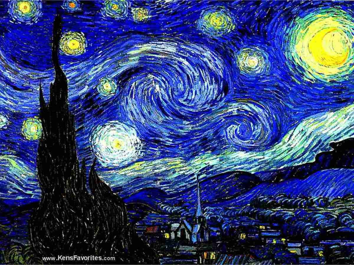 The Infamous Starry Night and the Art it Inspires