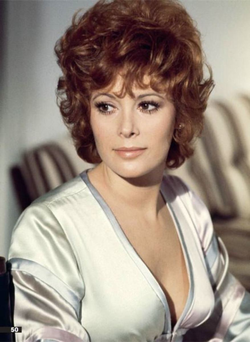 Jill St John from Diamonds are Forever (1971)