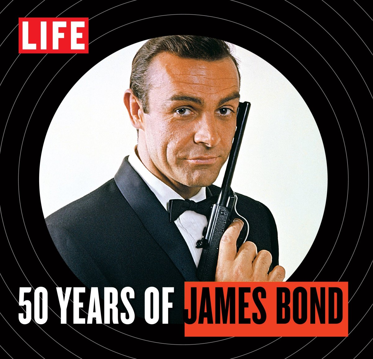 Bond films celebrated its 50th anniversary in 2012.