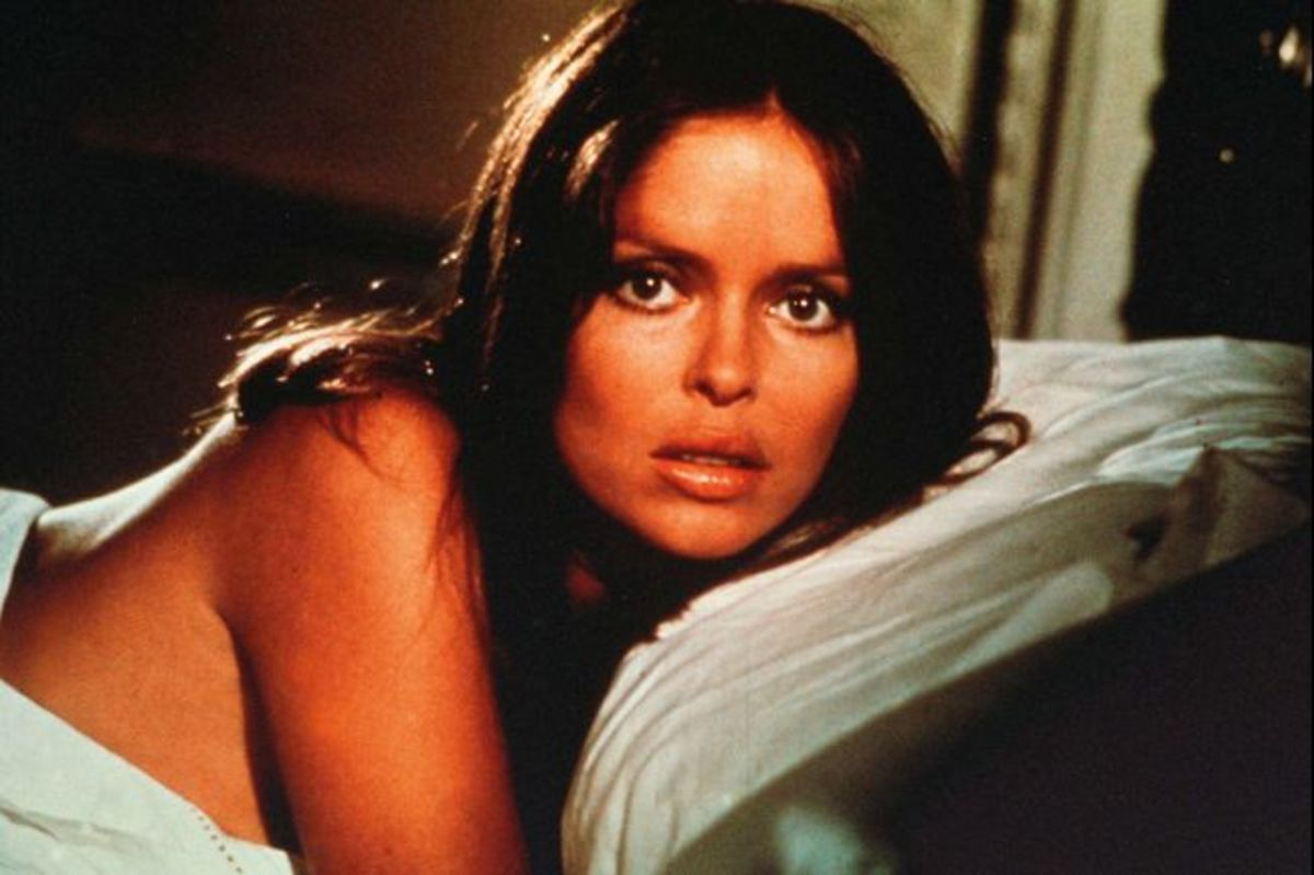 Barbara Bach from The Spy Who Loved Me (1977)