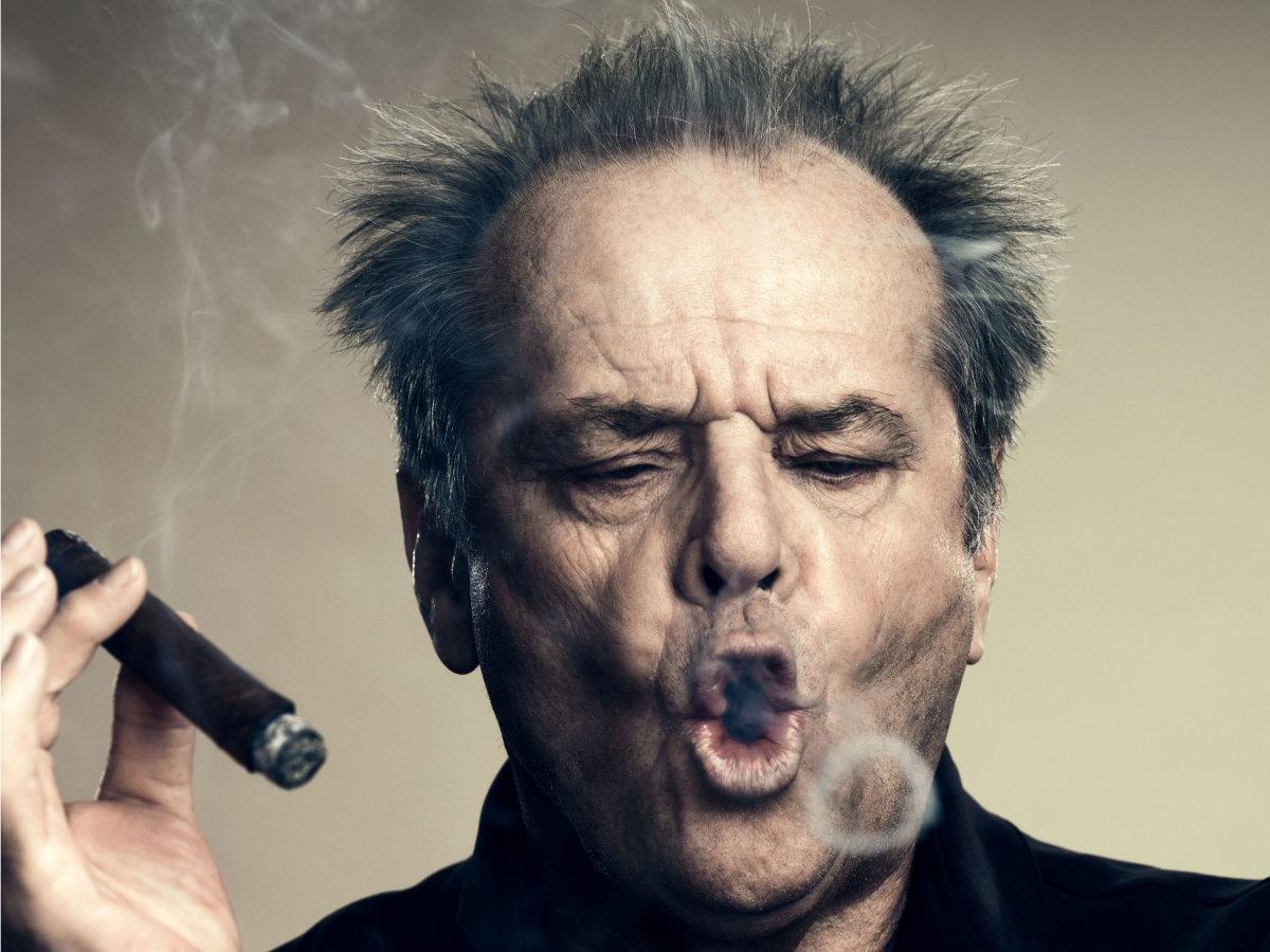 Jack Nicholson, True Detective Season 2