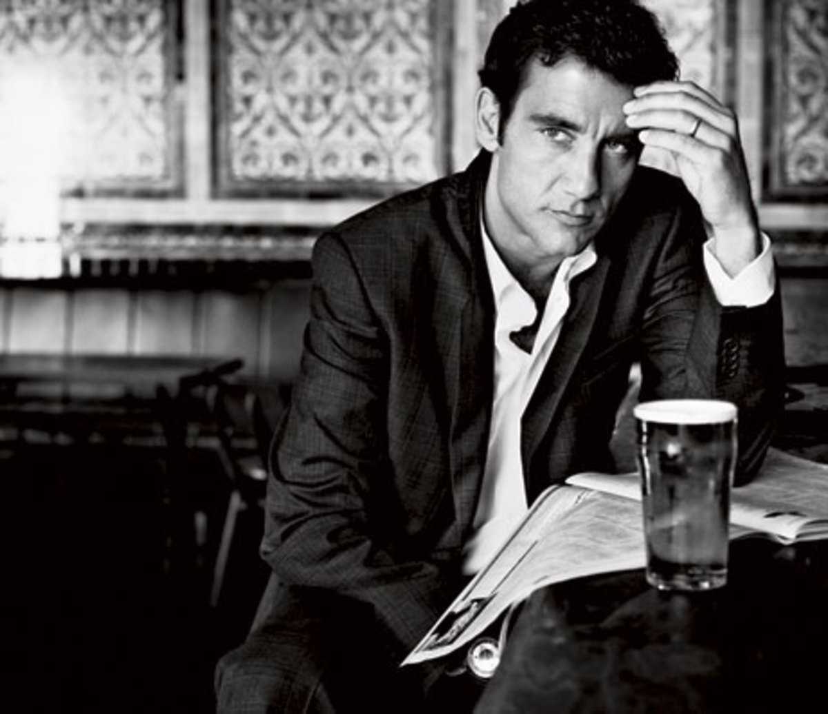 Clive Owen, True Detective Season 2