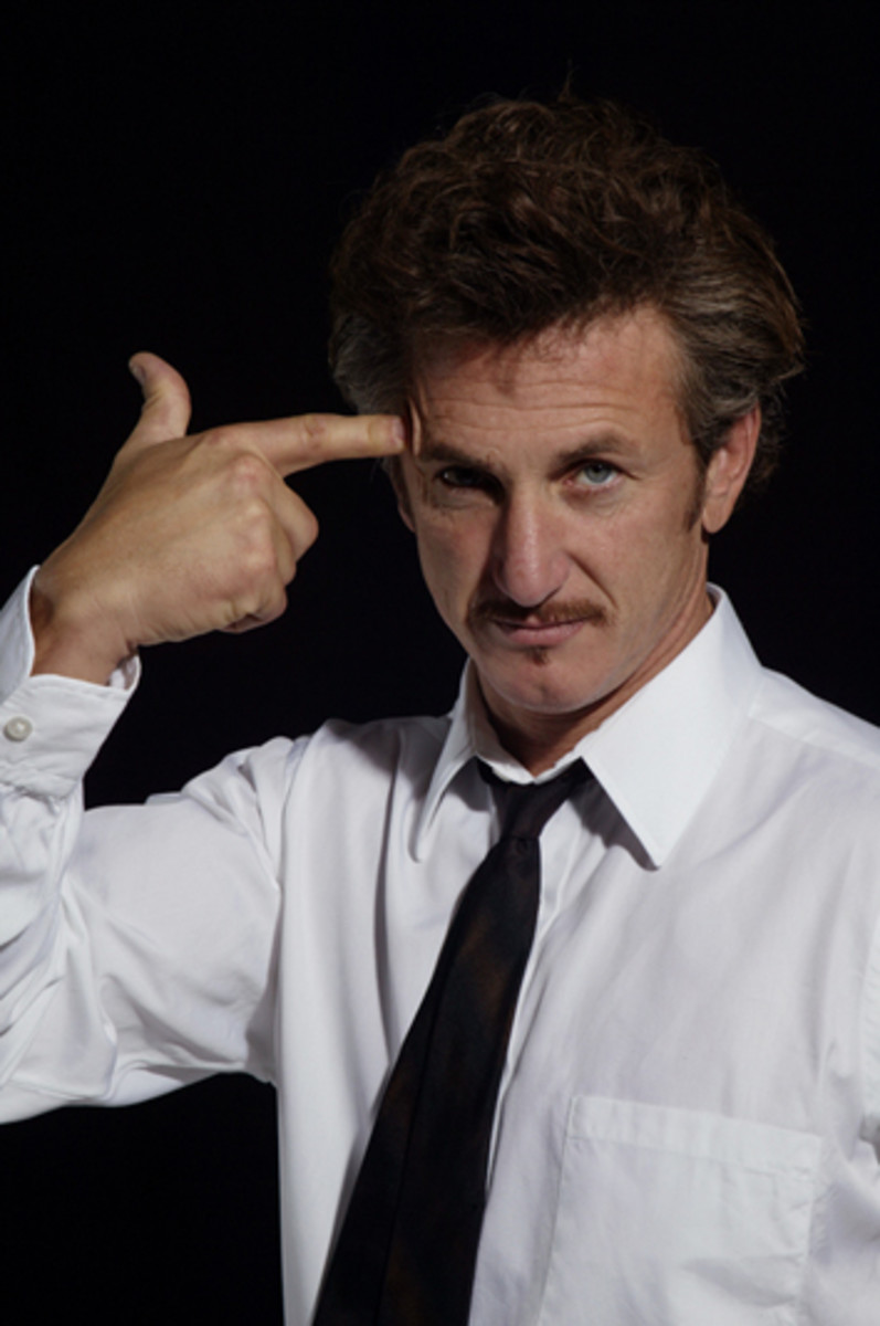 Sean Penn, True Detective 2