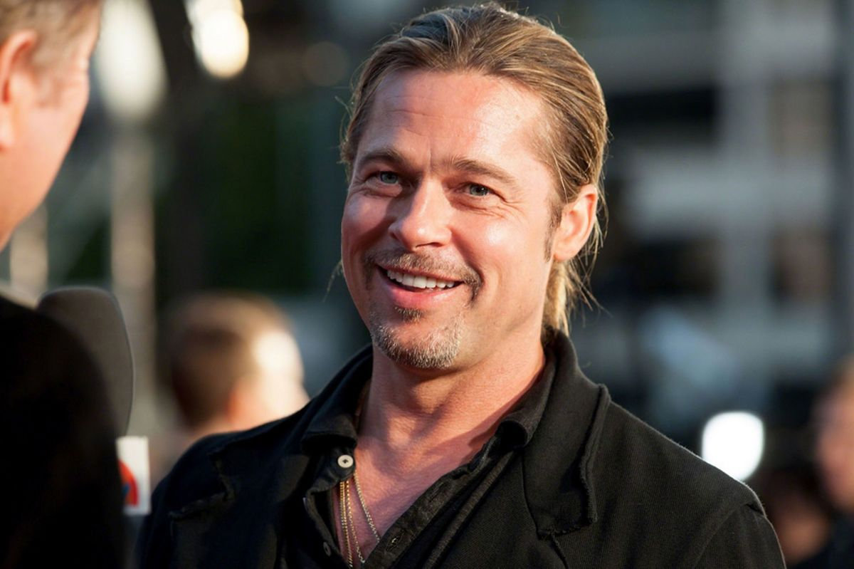 Brad Pitt, True Detective Season 2