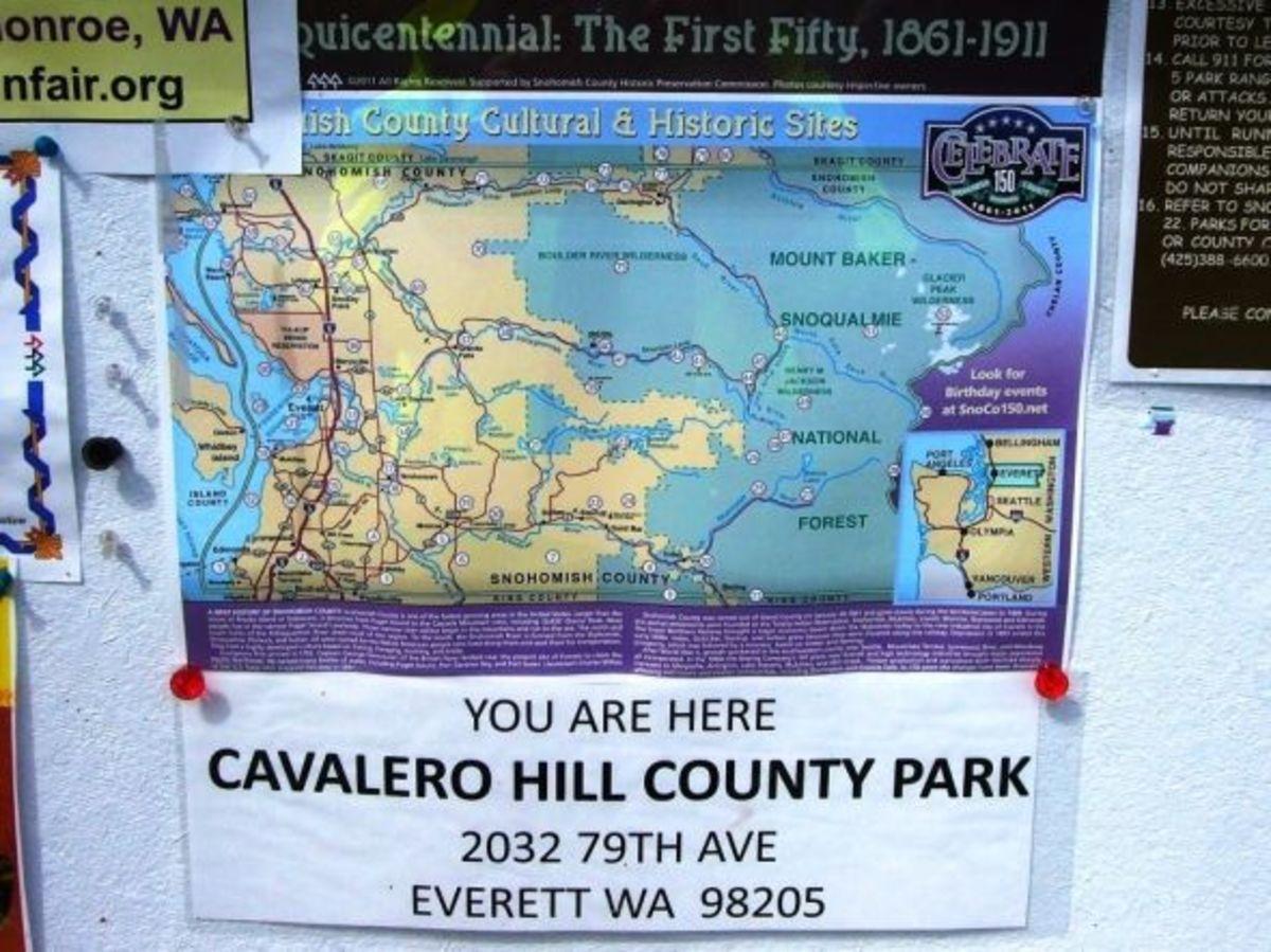 Cavalero Hill County Park
