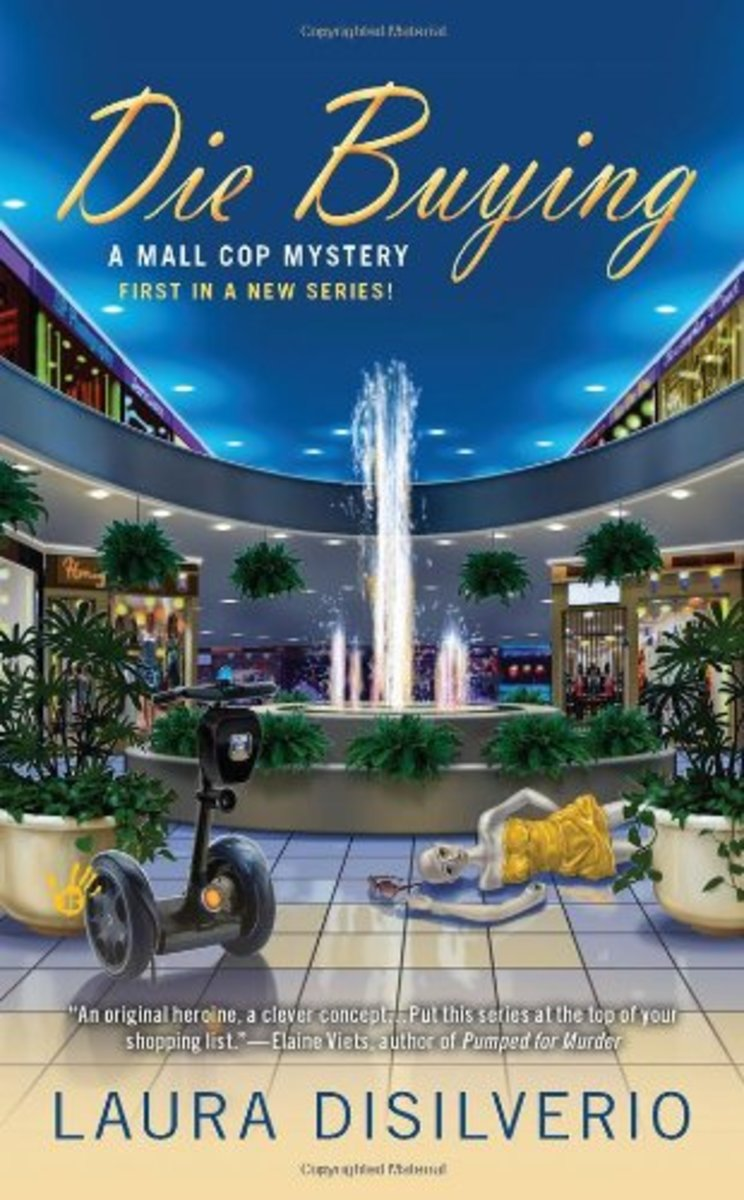 Welcome to the Fernglen Mall where murder is always on sale