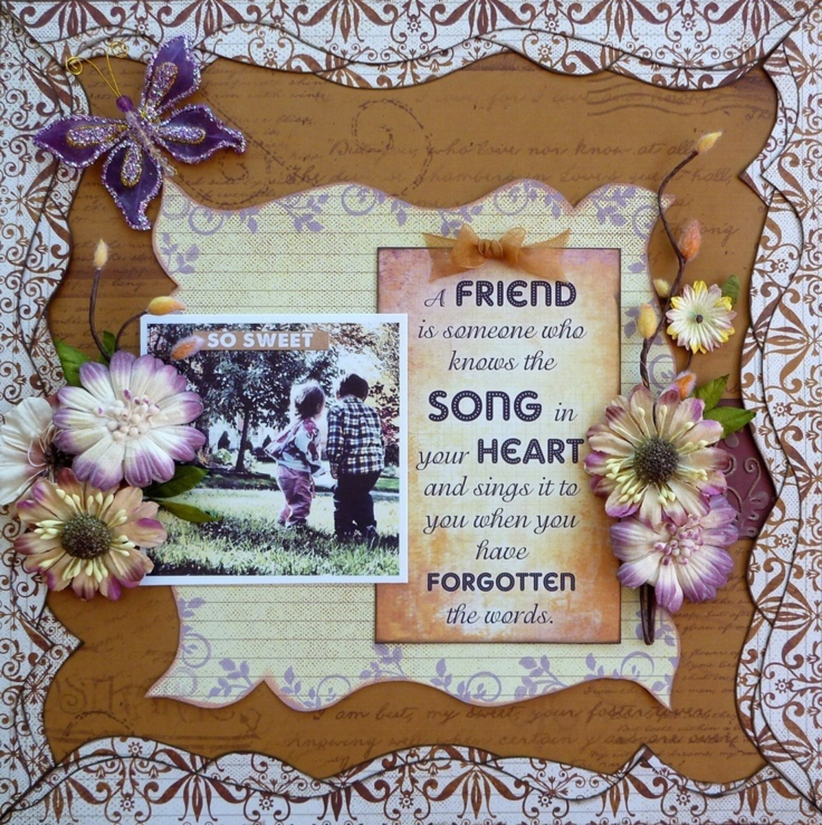 Scrapbook Quotes: Where to Find Them