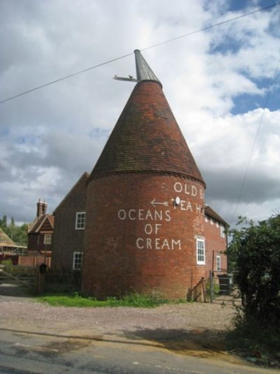 Old Cream Barn