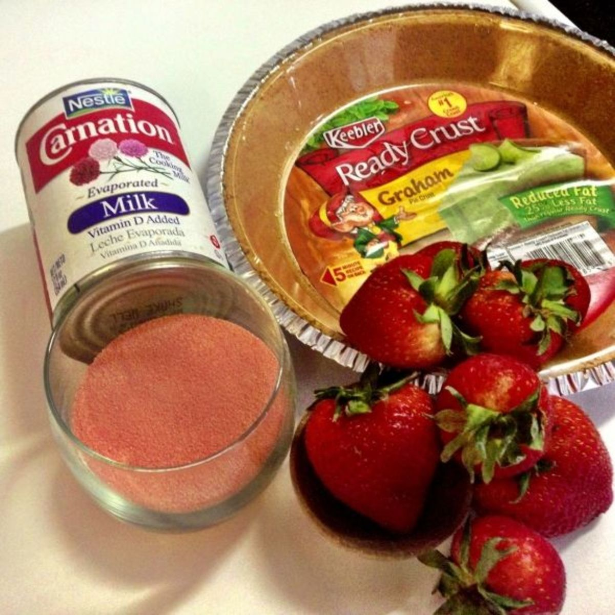 strawberry-flummery-tart
