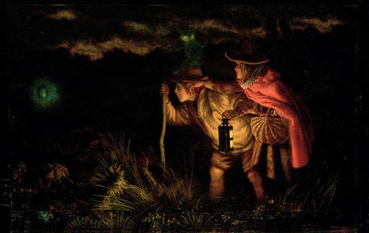 Atthur Hughes  1832-1915  English Pre-Raphaelite Painter