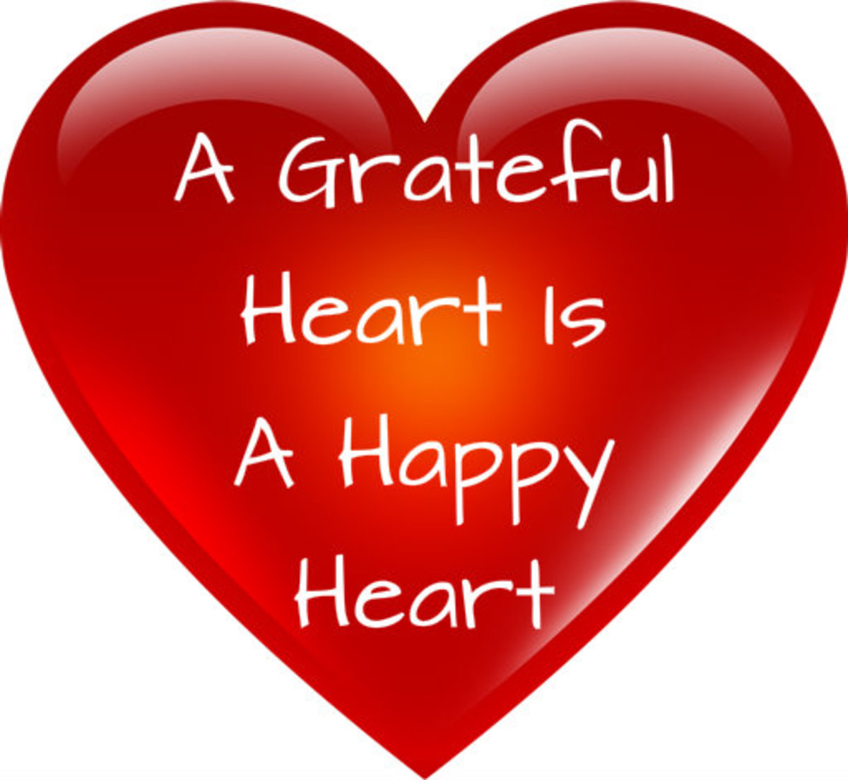 Heal Disease And Sickness With Thankfulness And Gratitude