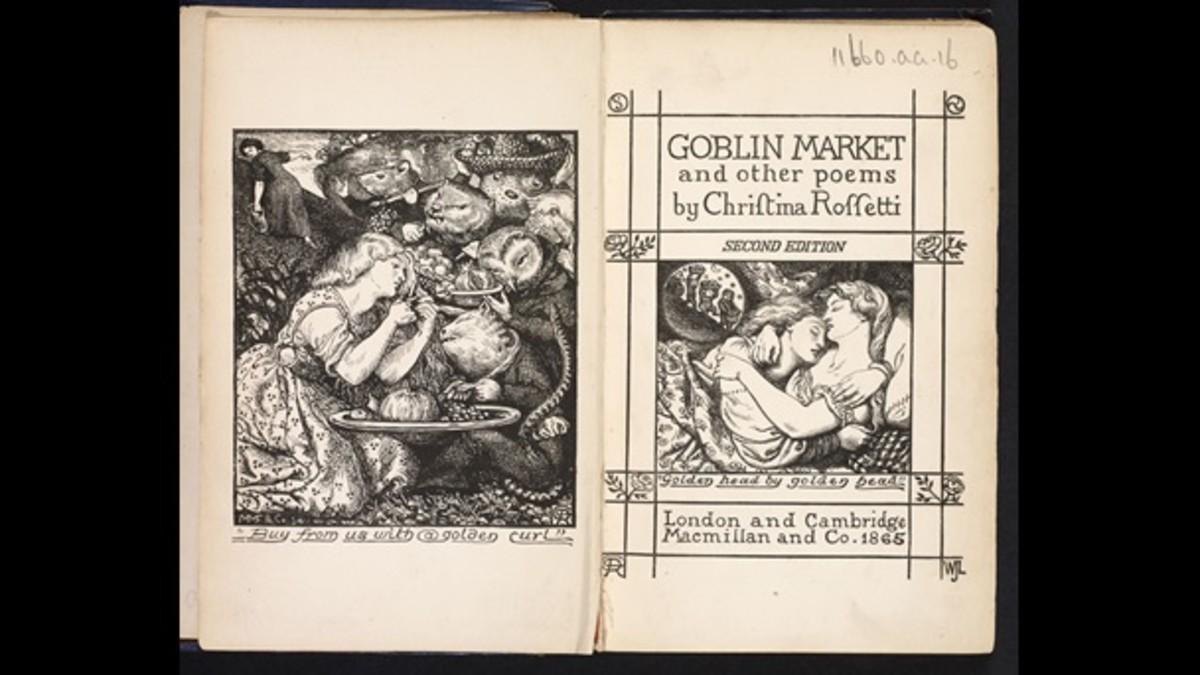 Goblin Market (by Christina Rossetti)