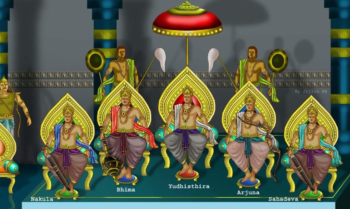 The Return of Pandavas