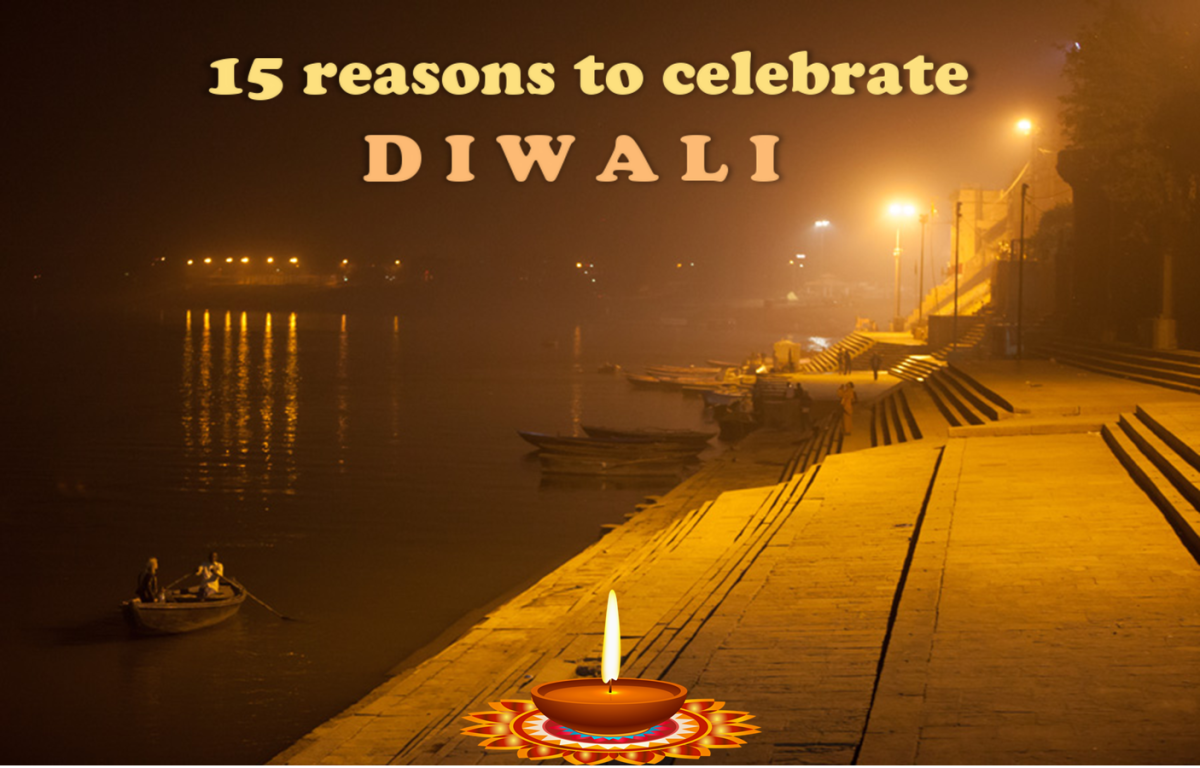 15 reasons, why we celebrate Diwali