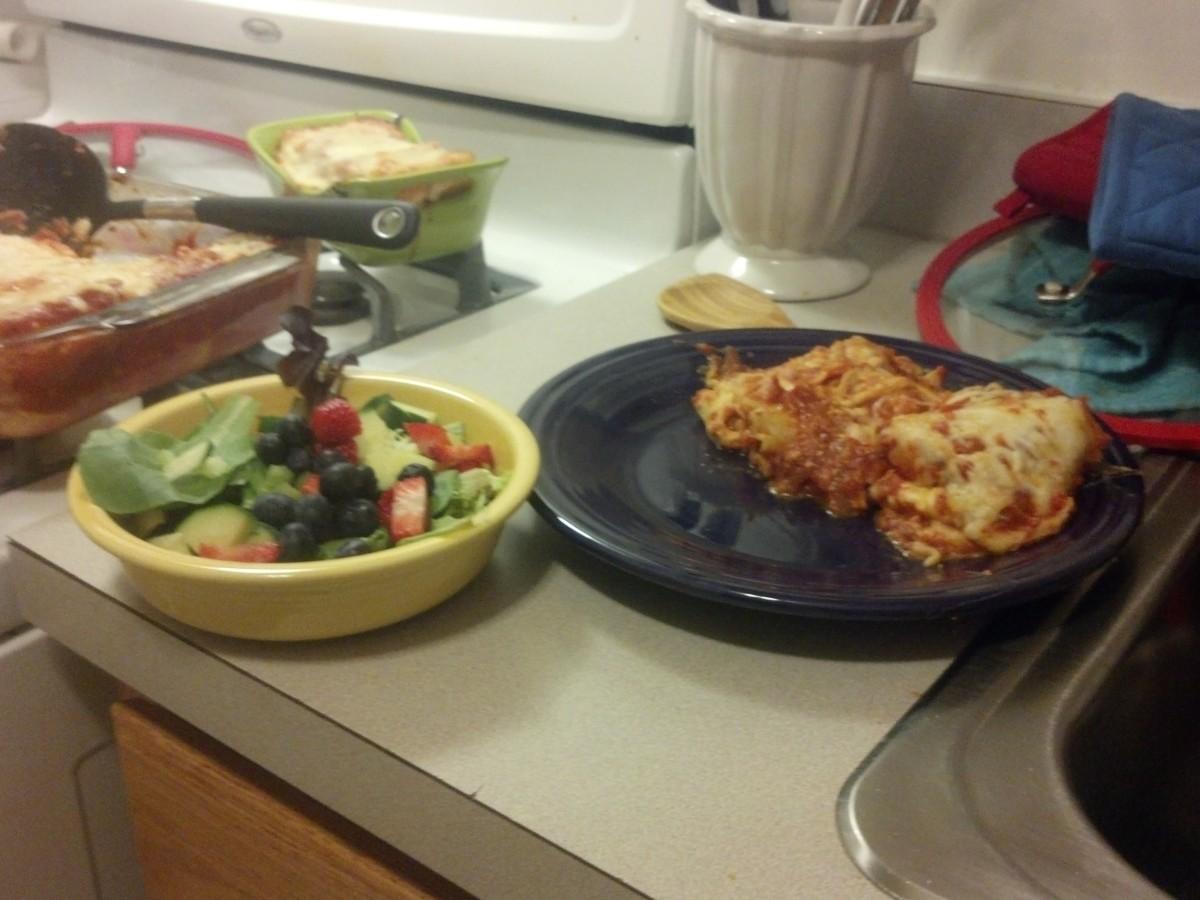 Easy Classic Lasagna With Pancetta Recipe