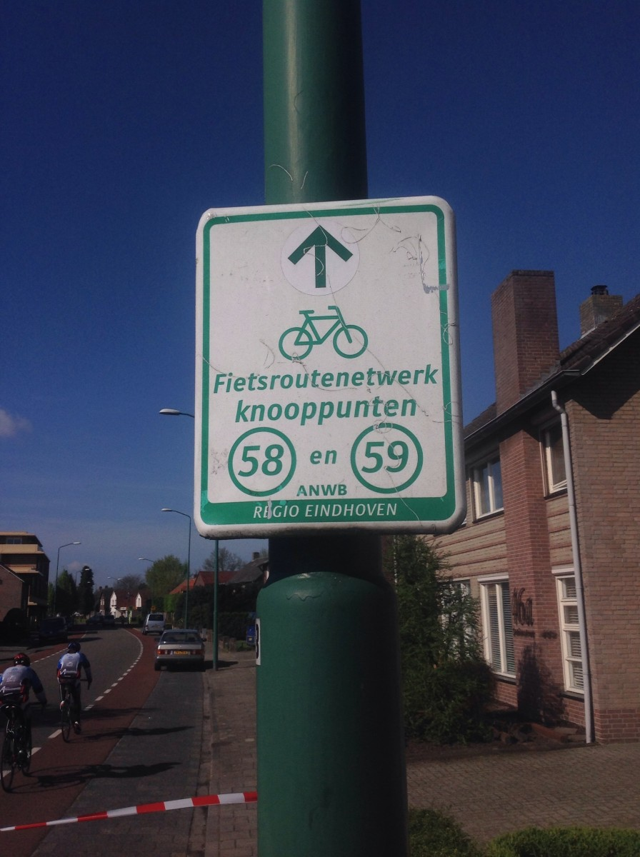Signs: Small Dutch Country Village