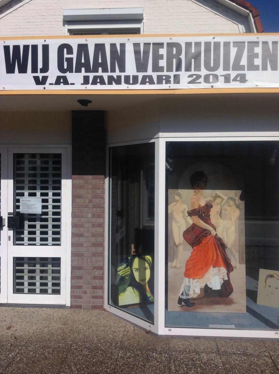Window Shopping: Small Dutch Country Village