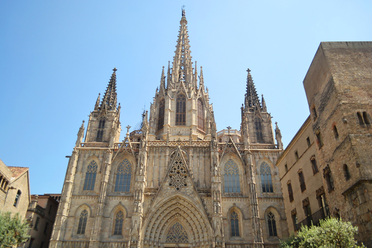 My Five Days in Barcelona