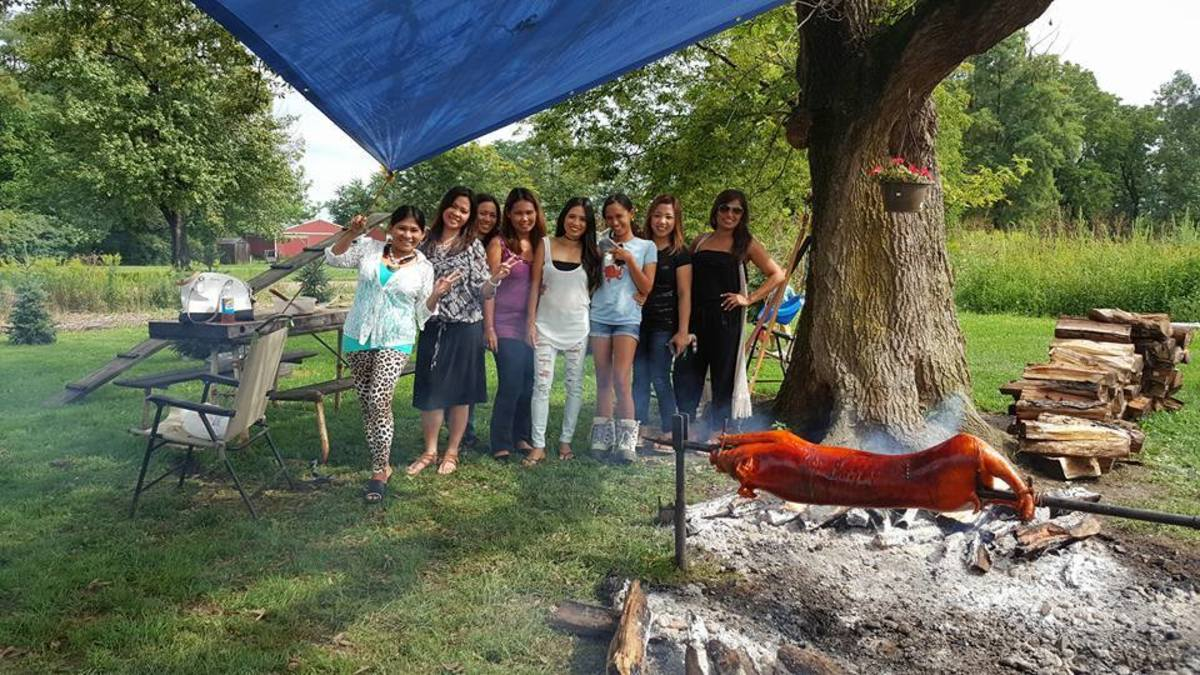 Filipina wives here in the United States