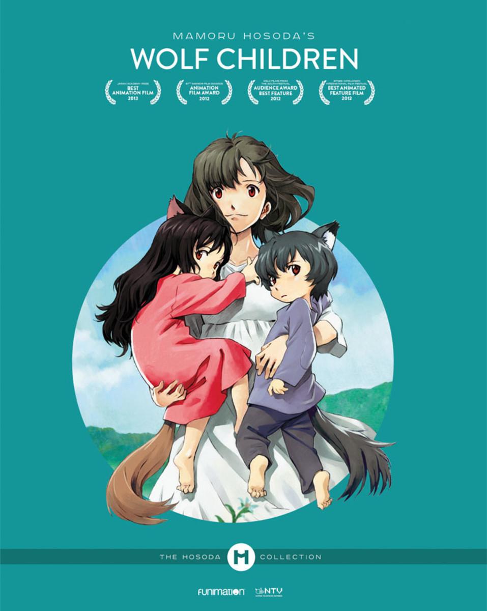 Wolf Children Review