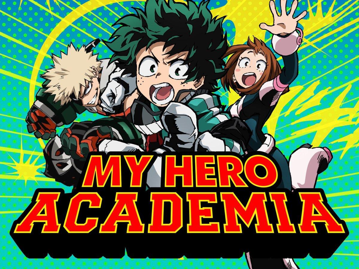 Boku No Hero Academia Season 1 Review