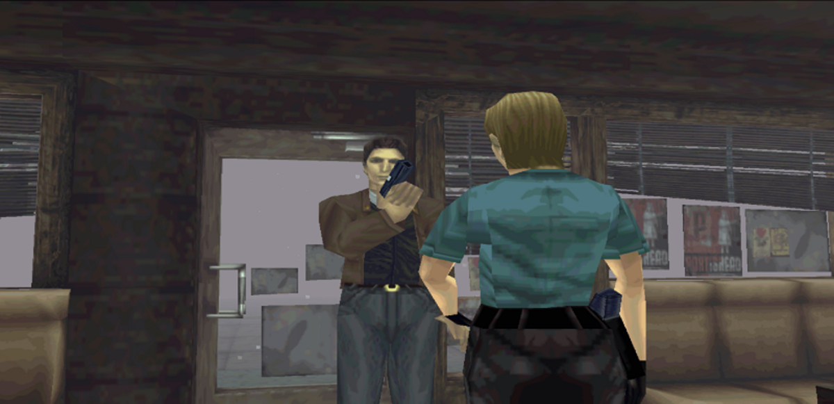 Silent Hill: Harry and Cybil
