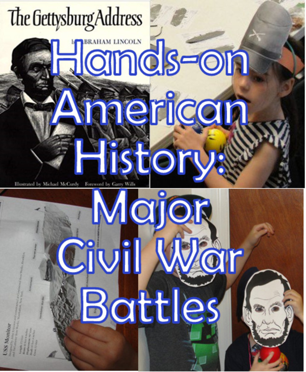 Major Civil War Battles Lesson for Kids
