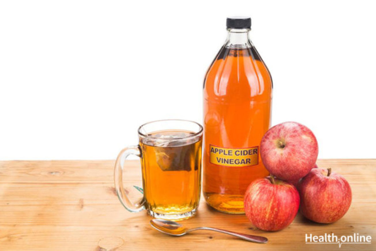 14 Astonishingly Awesome Health Benefits of Apple Cider Vinegar