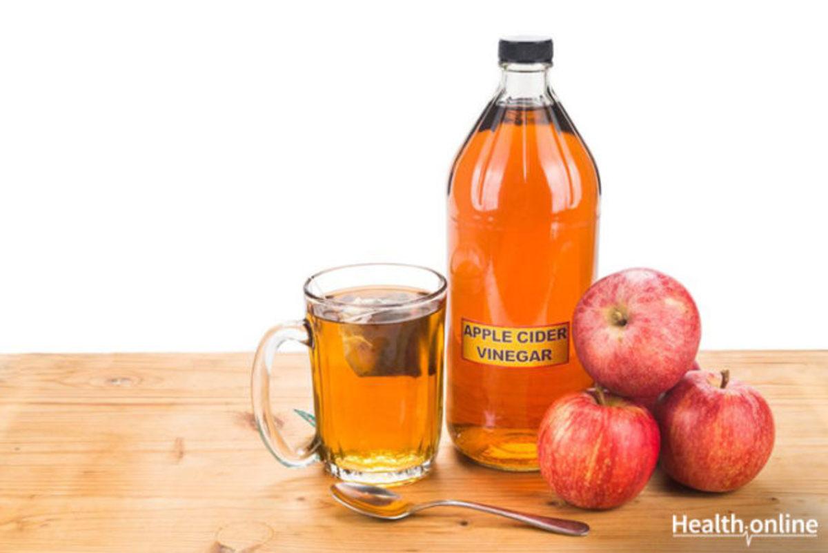 14 Astonishingly Awesome Health Benefits of Apple Cider Vinegar