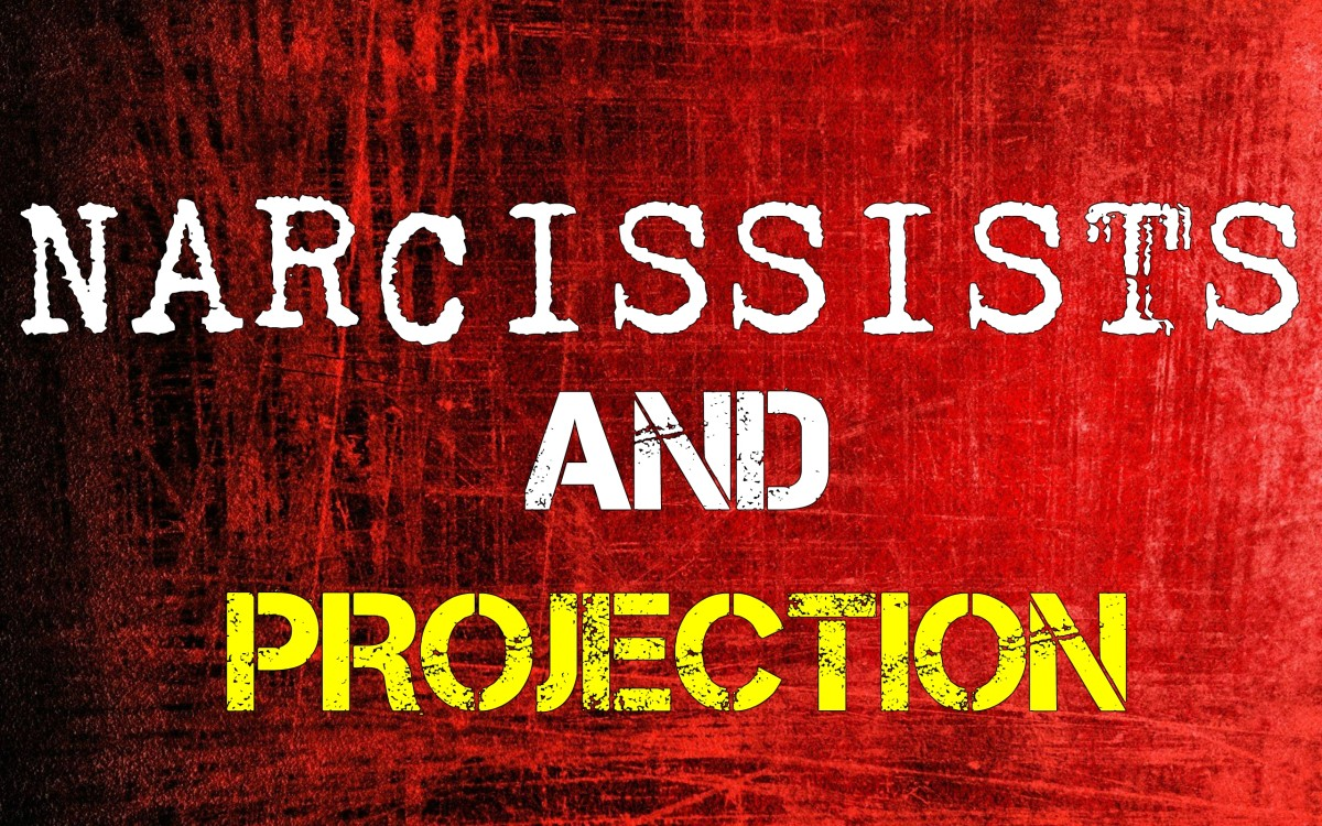 narcissists-and-projection