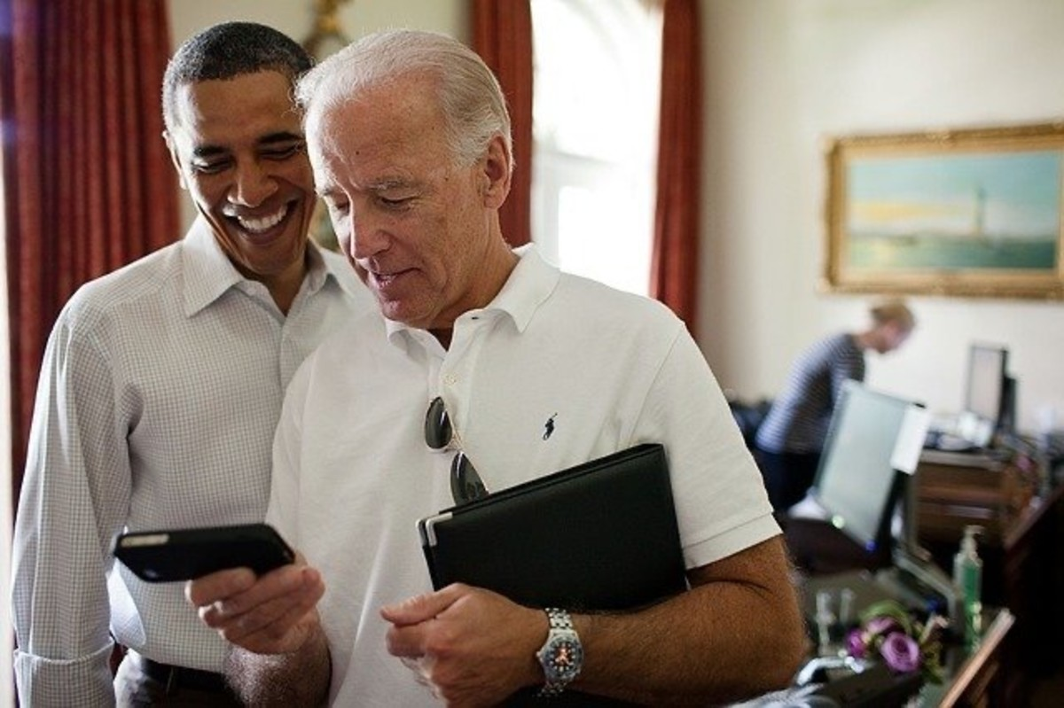 You didn't see much ex presidents do what the outlets did for the biden campaign