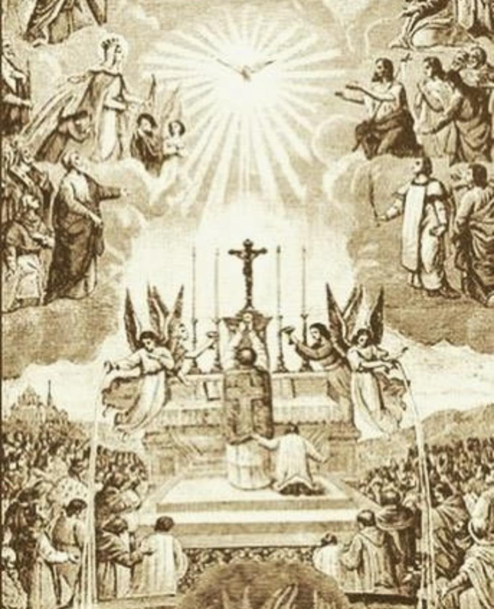 Daily Mass Reflections - 11/1