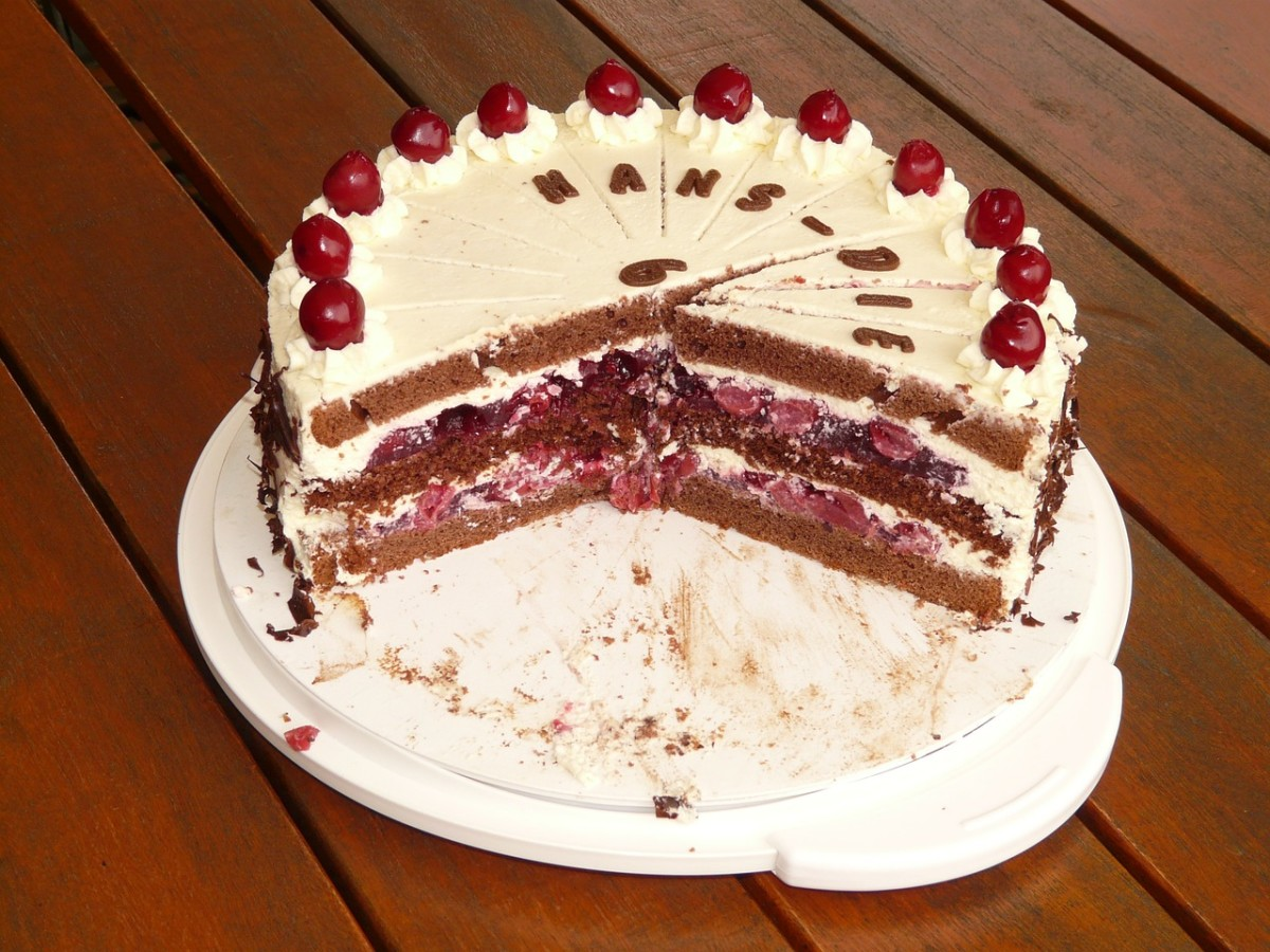 You will have to share your cake with the site if you want to be a HubPages writer