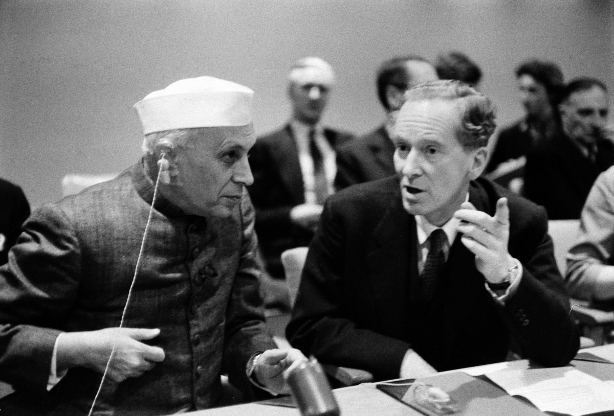 Nehru and His Biggest Blunder: Spurning Membership of Security Council
