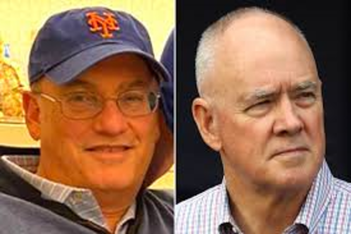 Met fans welcome watching the Cohen (Owner) and Alderson (President) regime.