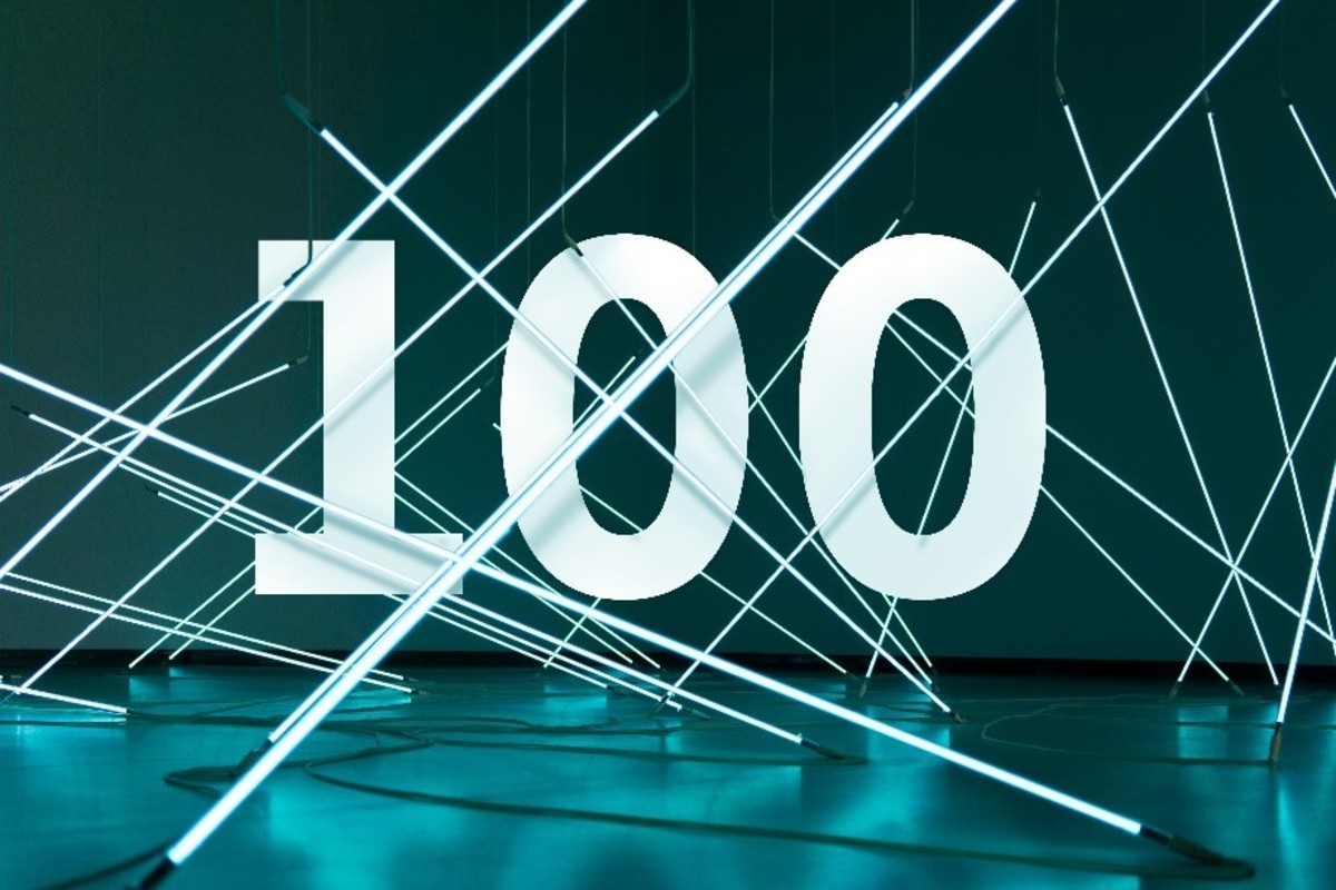 The big 100! How... numerical?