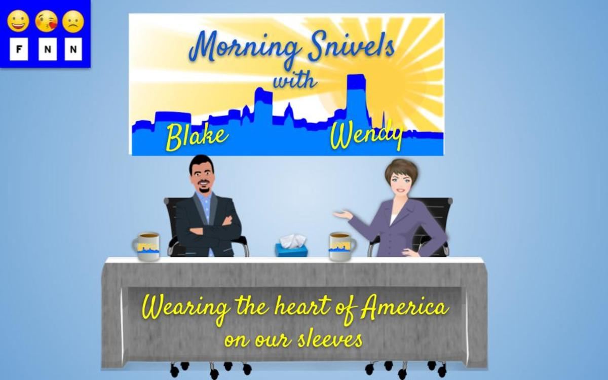 Morning Snivels with Blake and Wendy Episode 2: The 2020 Election