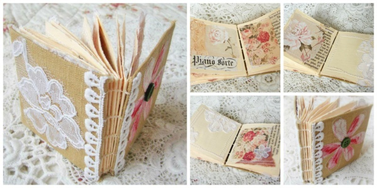 Junk Journal Tips And Ideas