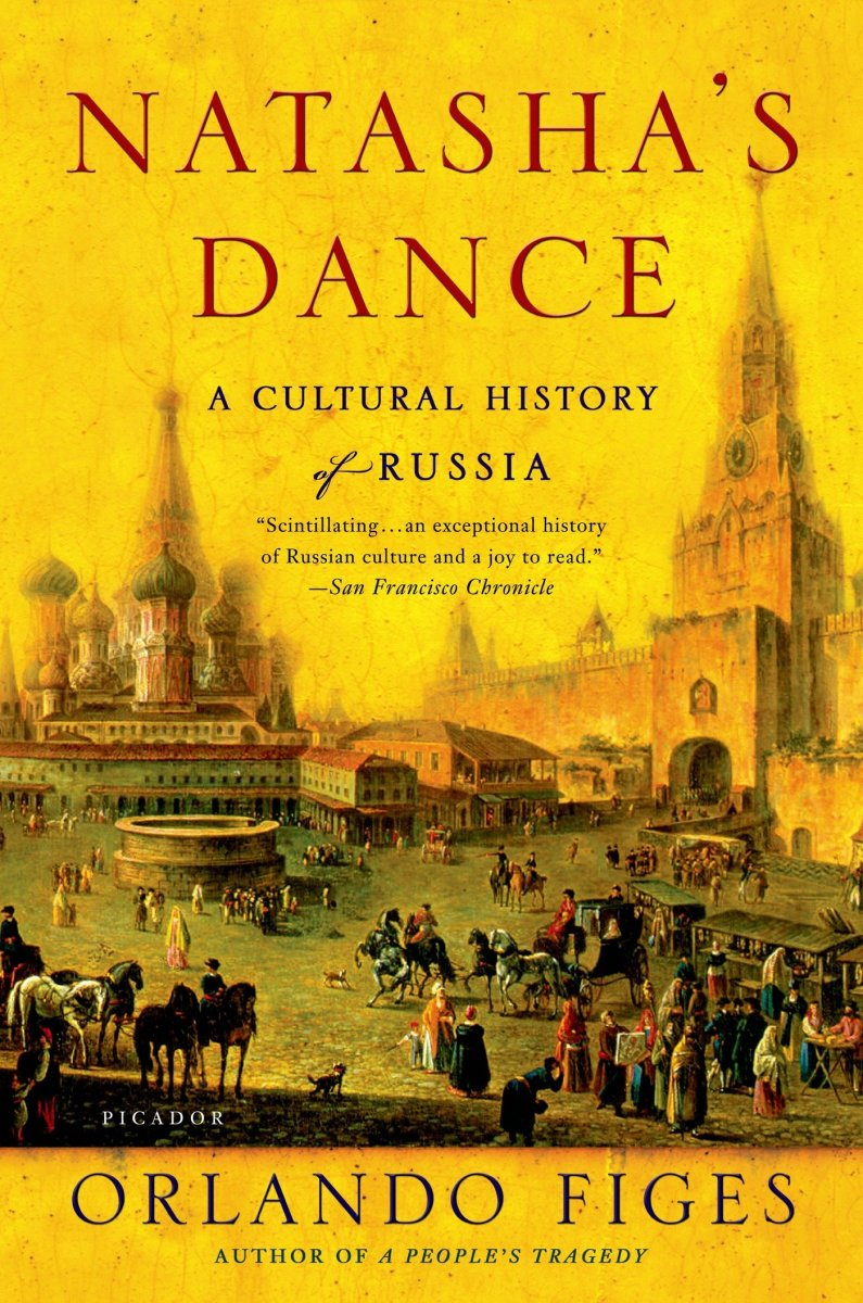 Natasha's Dance - A Living Book as Vast as Russia